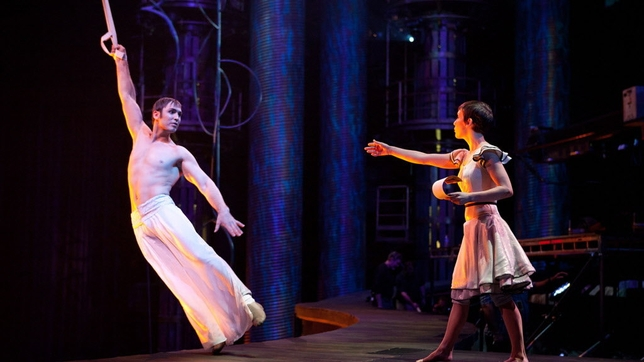 How Cirque du Soleil Made the Move from Stage to Screen