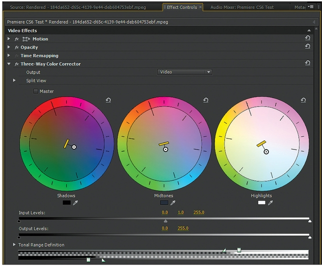 How To Color Correct Video Footage