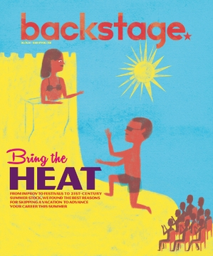 Backstage's Summer Training Issue Is This Week!