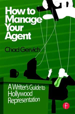 Confessions I Shouldn't Be Making About Agents While Trying to Promote My Book About Agents