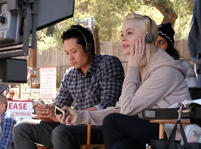 4 Things Rose McGowan Learned Her First Time Directing