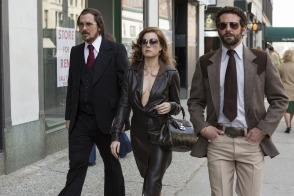 The Exhilarating Shoot for 'American Hustle'