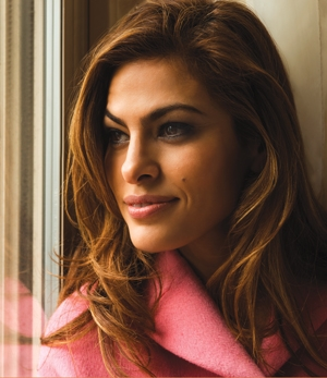 Eva Mendes Breaks Out of the Bombshell Box