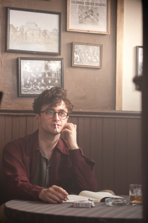 Daniel Radcliffe Grows Up in 'Kill Your Darlings'