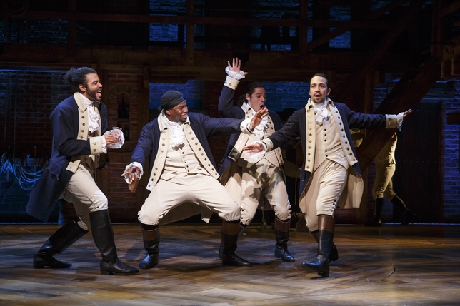 'Hamilton' Wins 2016 Pulitzer Prize for Drama