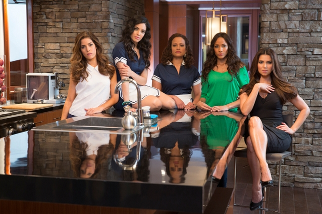 'Devious Maids' Cleans Up in Atlanta