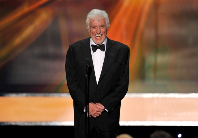SAG-AFTRA Honors Dick Van Dyke with Life Achievement Award