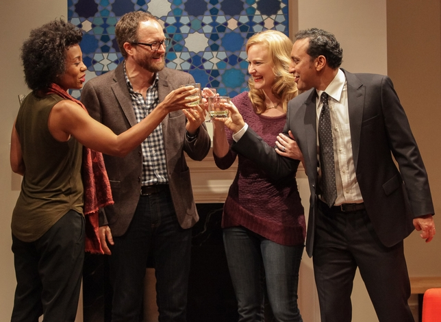 'Disgraced' Confronts Uncomfortable Truths