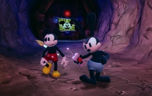 How Video Game 'Disney Epic Mickey 2: The Power of 2' Is Like a Musical