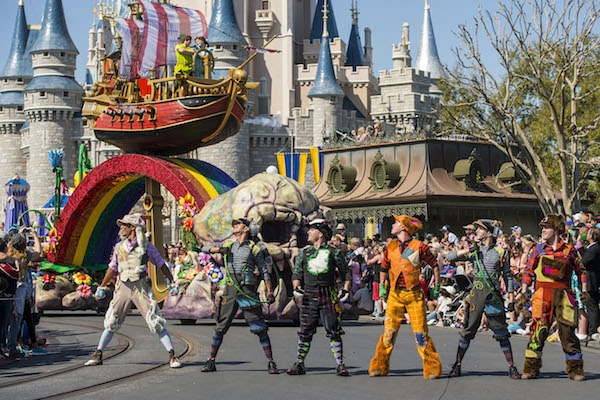 5 Reasons to Consider Working a Theme Park