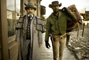 'Django Unchained' Leaves No Blood Unsplattered