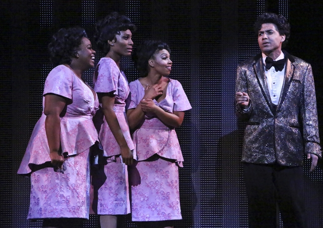 #ICastIt Julia Flores Casts the Heart of 'Dreamgirls'