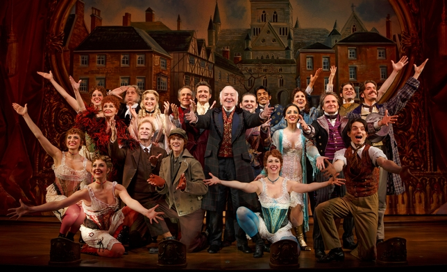 'The Mystery of Edwin Drood' Sings Again at Roundabout
