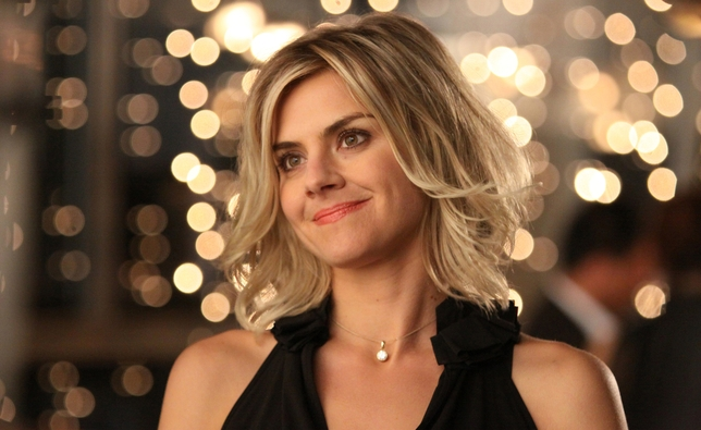 'Happy Endings' Star Eliza Coupe on Improv and Learning Chinese for 'Shanghai Calling'