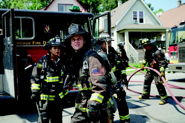 The Visceral Casting of 'Chicago Fire'