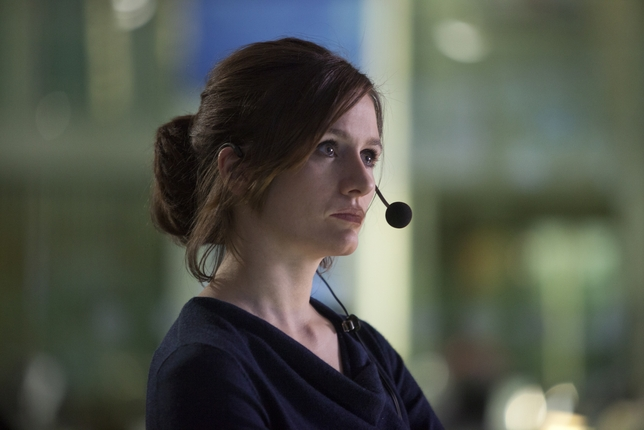 Emily Mortimer Fights the Good Fight for 'The Newsroom'