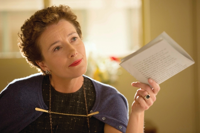 Emma Thompson On 'Saving Mr. Banks' and the Rarity of Strong Female Leads