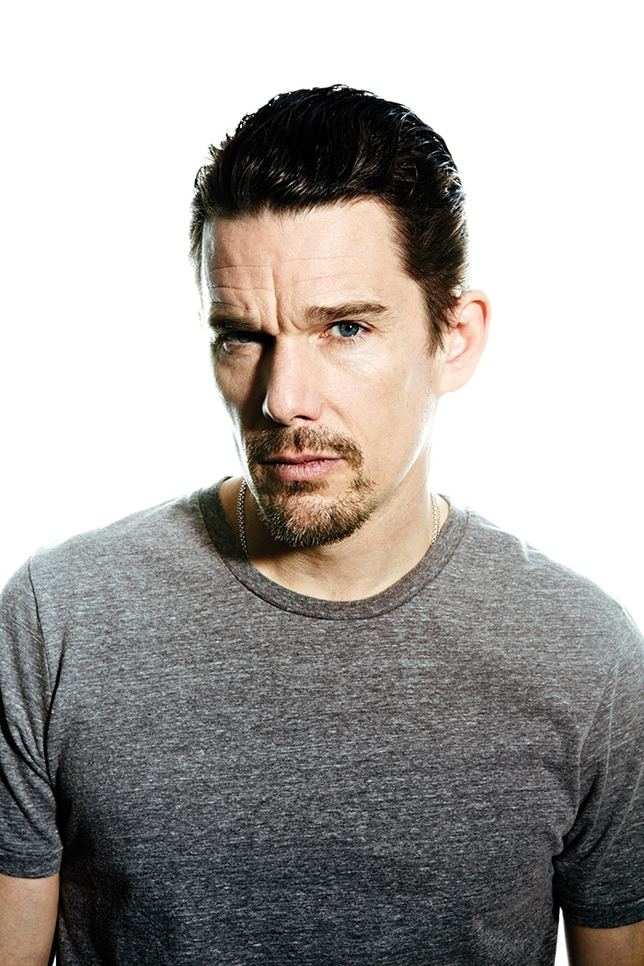 Ethan Hawke Returns to His Acting Roots in 'Before Midnight'