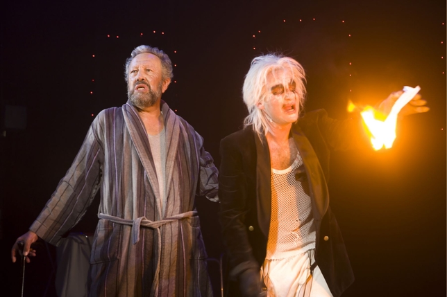 Innovative Icelandic 'Faust: A Love Story' Is One Hot Show
