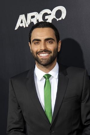 Farshad Farahat Shares His 'Argo' Experience