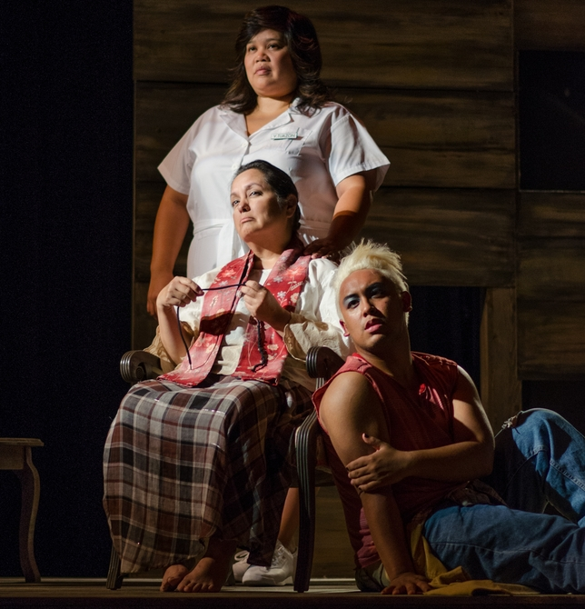 Latino Theater Company's 'Flipzoids' Is Fascinating and Discomfiting