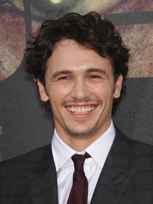 James Franco Says Class Is in Session