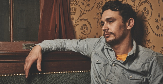 James Franco Trains His Sights on B'way