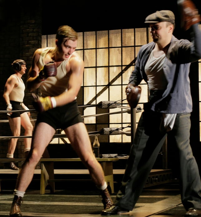 Odets' 'Golden Boy' Gets Golden Revival From Lincoln Center Theater