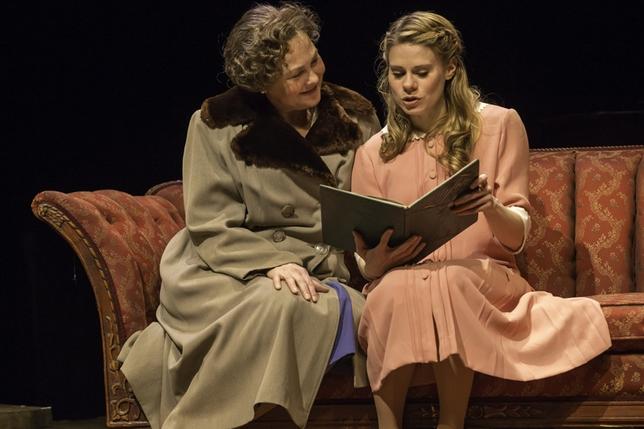 Celia Keenan-Bolger and Cherry Jones Discuss 'The Glass Menagerie'