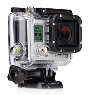 Capture Video Anytime, Anywhere, at Any Speed With GoPro