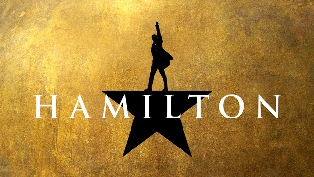 Image result for Hamilton Broadway