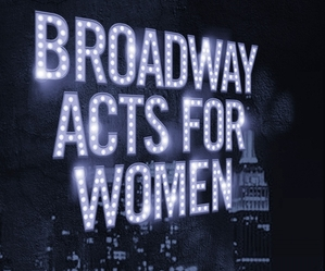 Martha Plimpton's A is For Rocks 'Broadway Acts for Women' at 54 Below