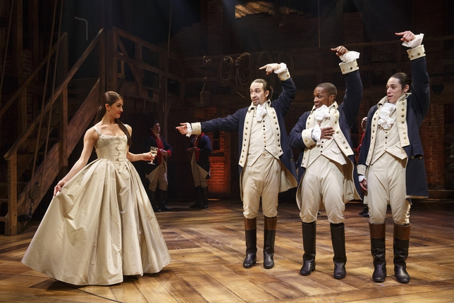 'Hamilton,' Tonya Pinkins Honored at 30th Annual Lucille Lortel Awards