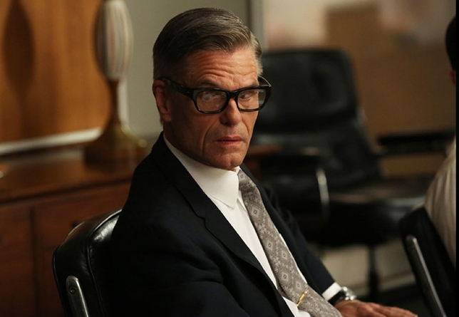 Emmy Nominations: Harry Hamlin on 'Mad Men'