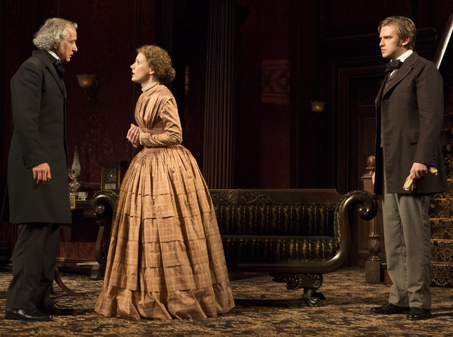 'The Heiress' Languishes This Time Around