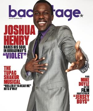 Joshua Henry Bares His Soul in 'Violet'