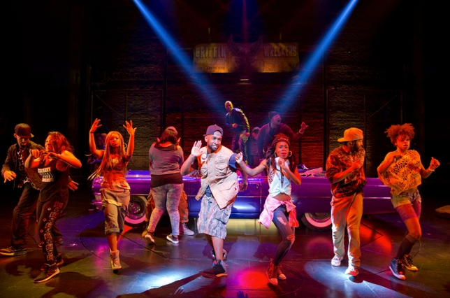 'Holler If Ya Hear Me' Brings a New Voice to Broadway
