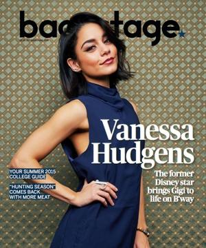 Vanessa Hudgens Is Gigi Like You've Never Seen