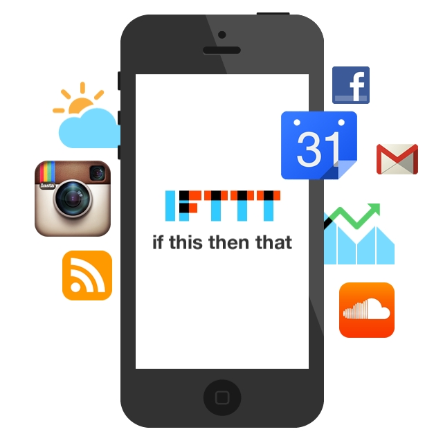 Organize Your Social Media Accounts With ifttt