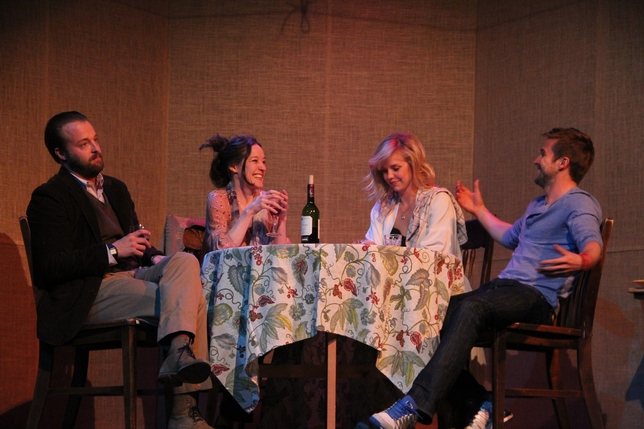 Four Short Plays Make Up Pithy and Provocative 'Unscreened'