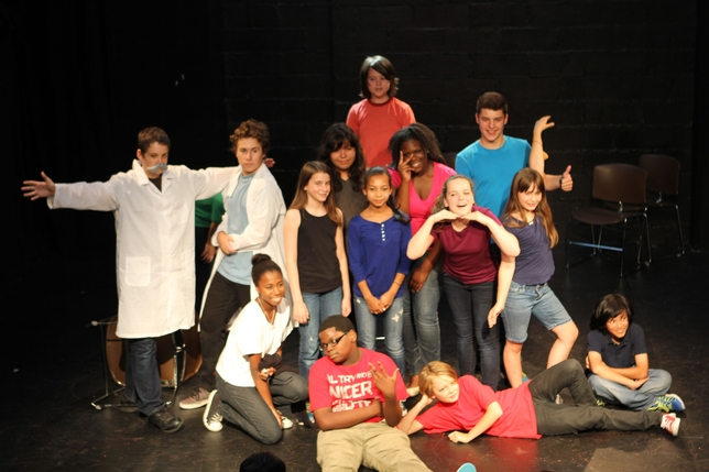 IRT's Westside Experiment Provides Eureka Moments for Teens