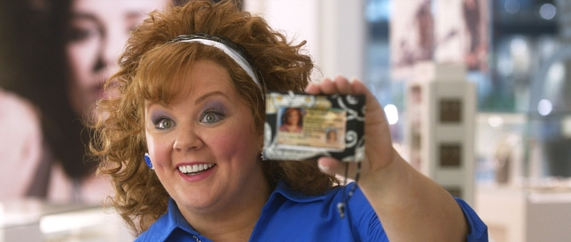 The Dual Comedic Identities of Melissa McCarthy Play Into 'Identity Thief'
