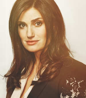 Idina Menzel Takes the Worldwide Stage