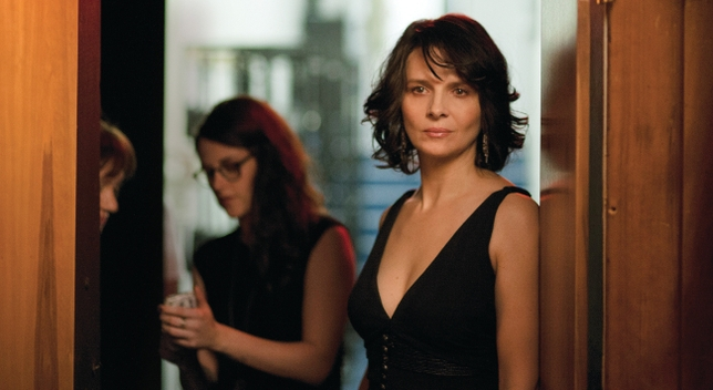 Juliette Binoche Looks Back