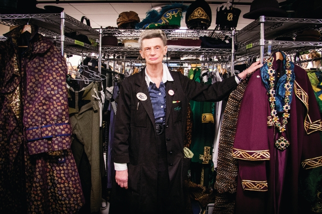 Keeping Broadway's 'Wicked' Costumes Spellbinding