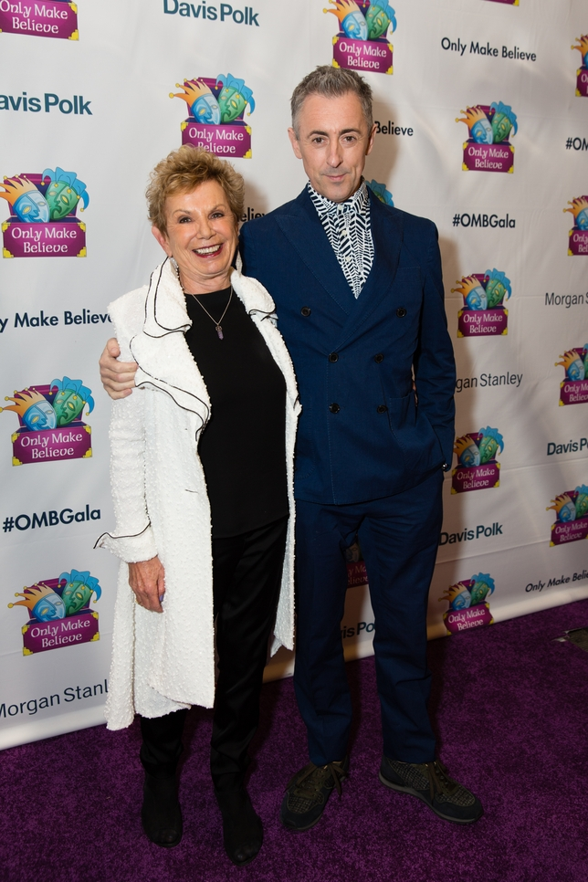 15th Annual 'Make Believe on Broadway' Gala Honors Alan Cumming