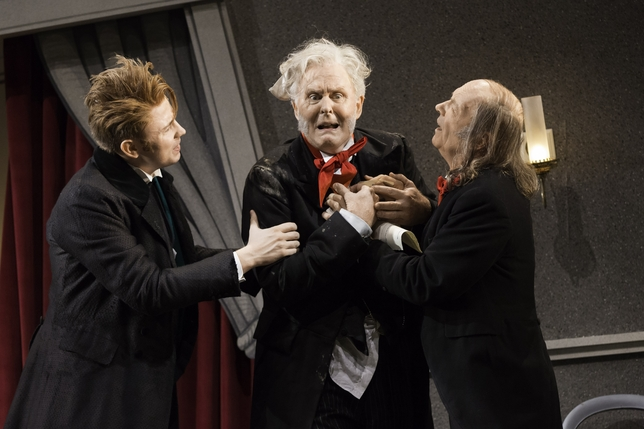 Lithgow Makes 'The Magistrate' a Blissfully Silly Romp
