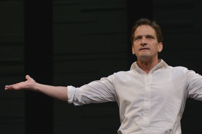 James DeVita Personalizes the Bard in 'In Acting Shakespeare'