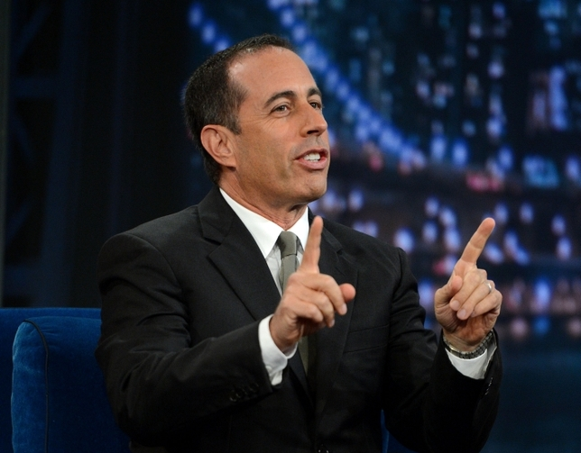 Jerry Seinfeld Adds Benefit Show for Hurricane Sandy Relief Efforts