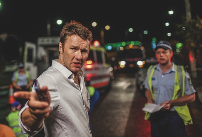 Joel Edgerton Writes Himself a Front Row Seat in 'Felony'